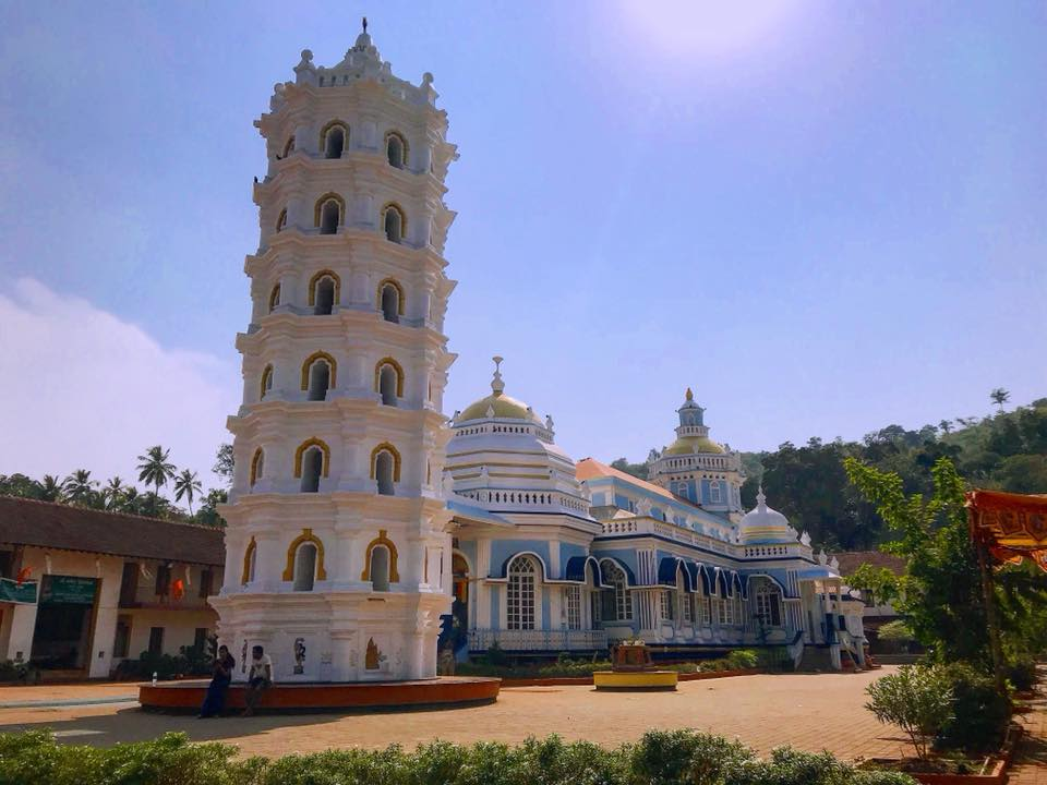 Mangeshi Temple in Goa