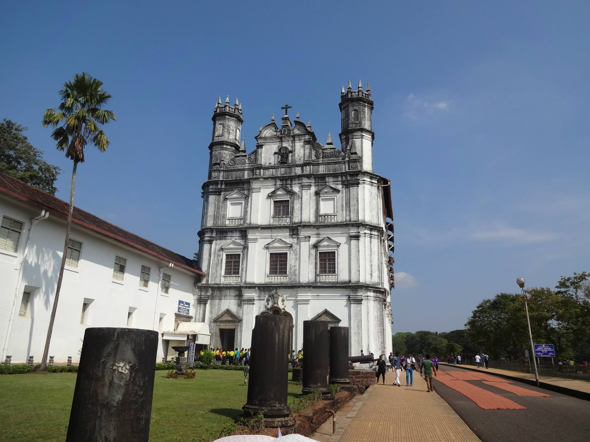 St. Francis of Assisi church at Old Goa.