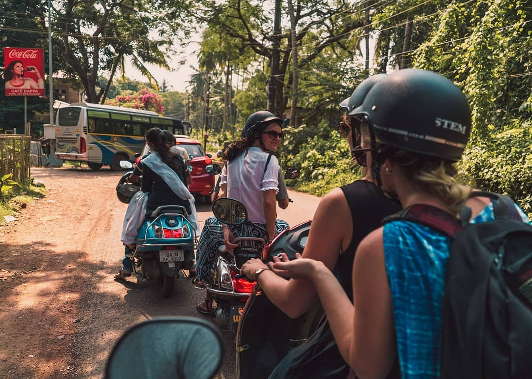 Bike Rental Goa