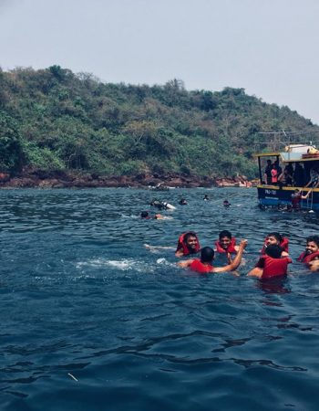 Monkey Island Goa – A Good Place for Dolphin Spotting, Fishing, Snorkeling in Goa