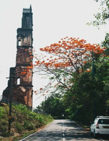 Old Goa church: Sightseeings Guide