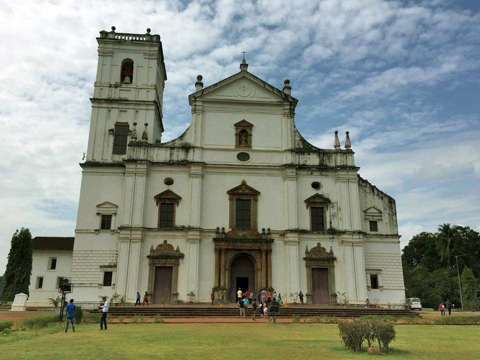 St. Francis of Assisi church, Goa